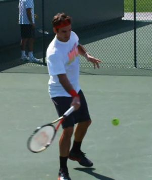 Simple tips to improve tennis forehand