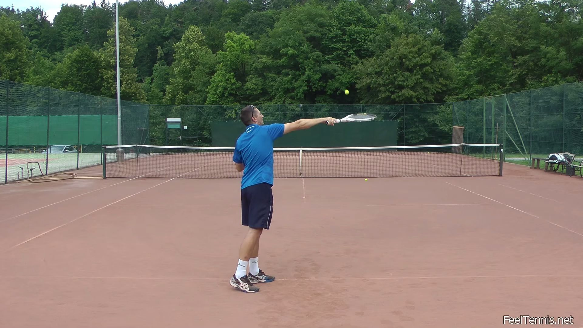 Tennis Serving Tips - How To Serve Fast And Yet Effortless ...