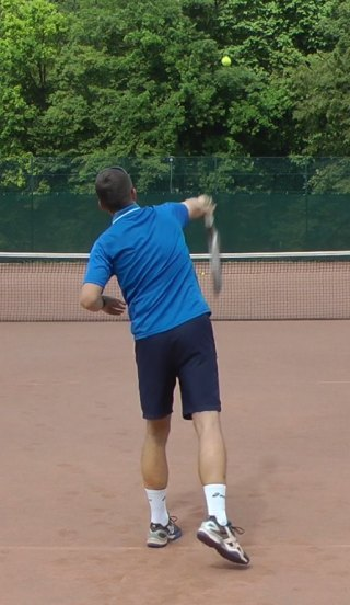 The Serve Pronation Technique And 7 Drills To Learn It
