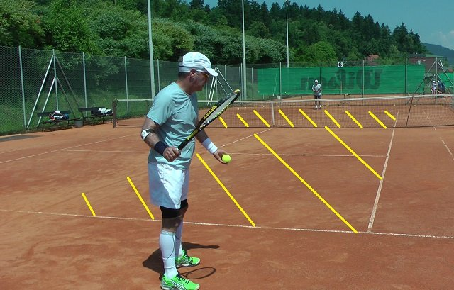 decision tennis drill