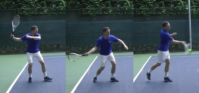 forehand acceleration