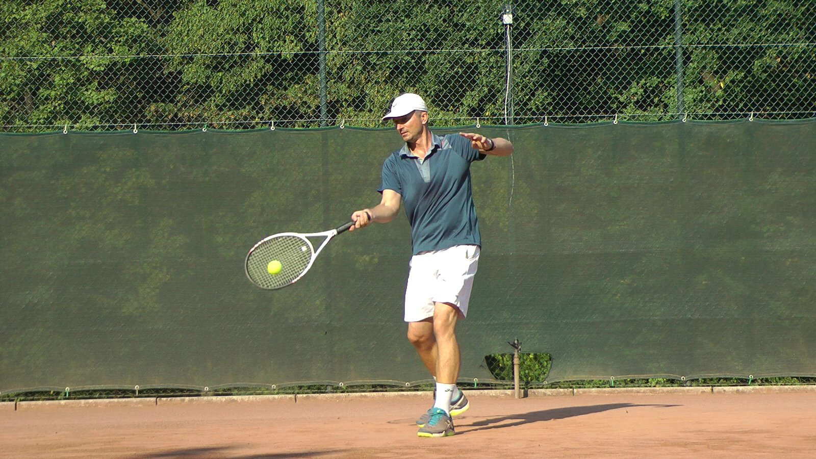 Tennis Forehand Technique 8 Steps To A Modern Forehand