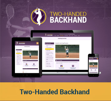 The Two-Handed Backhand